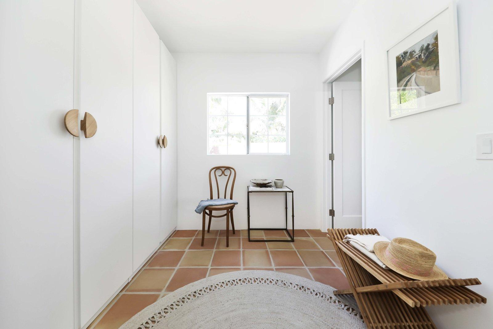 Los Angeles Spanish Bungalow bedroom