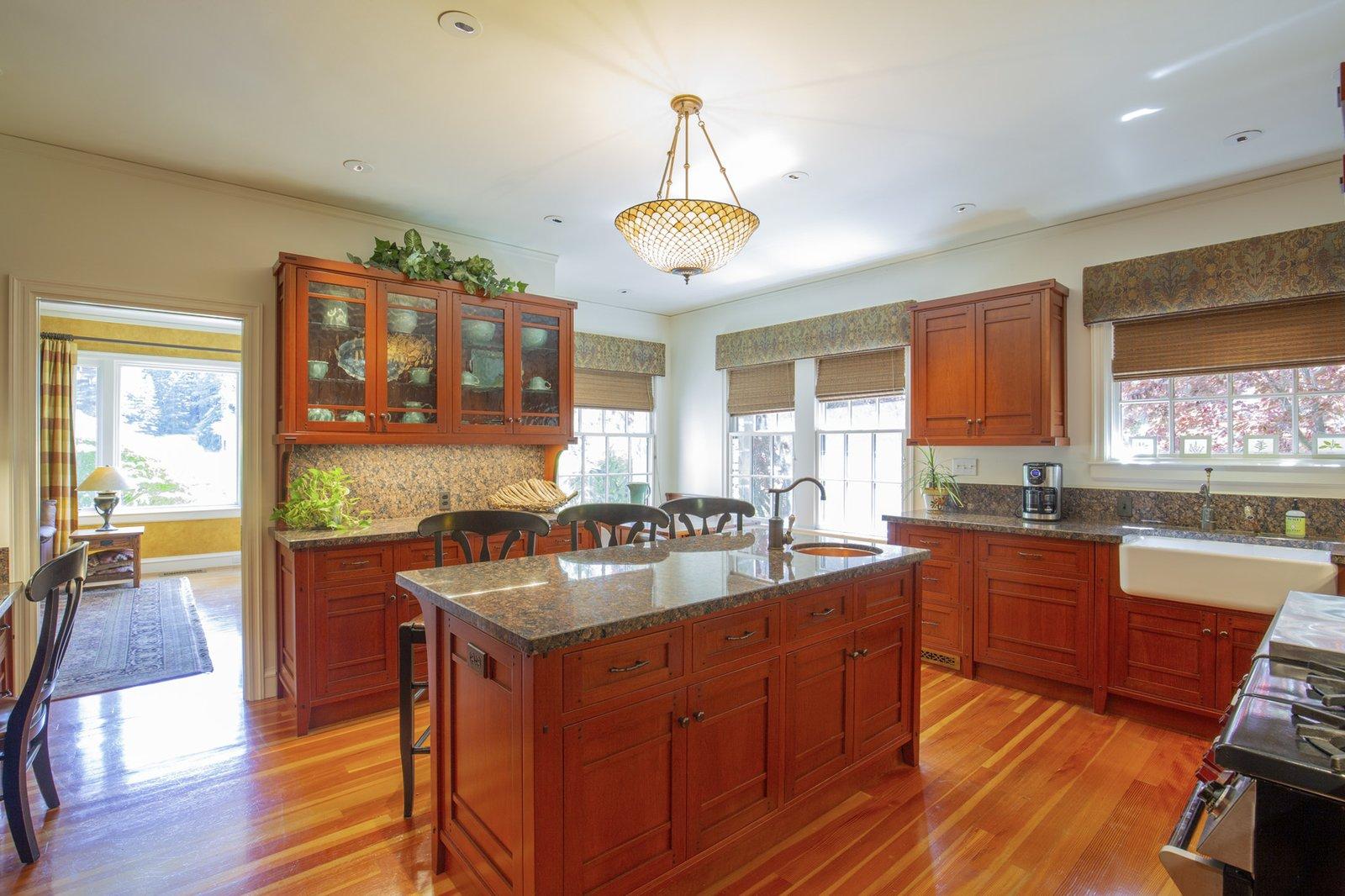 Redwood Grove Estate kitchen