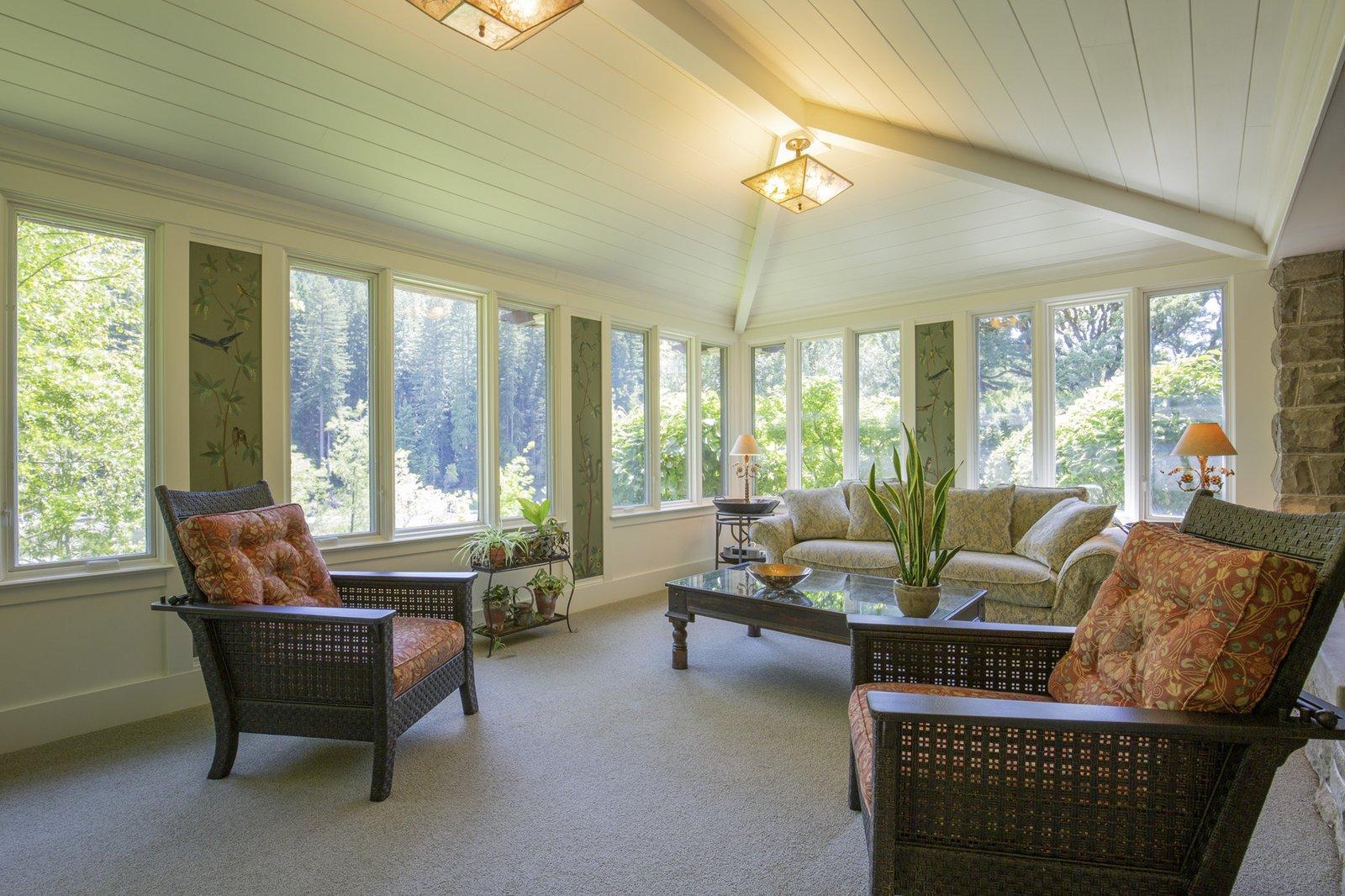 Redwood Grove Estate living room