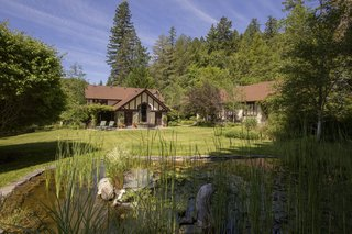 The 1926 Redwood Grove Estate by Hearst Castle Architect Julia Morgan Lists for $5M