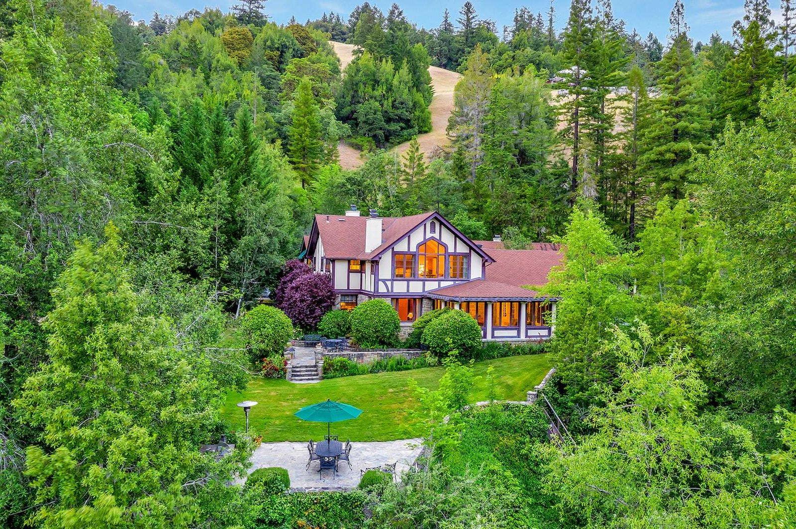 Redwood Grove Estate exterior