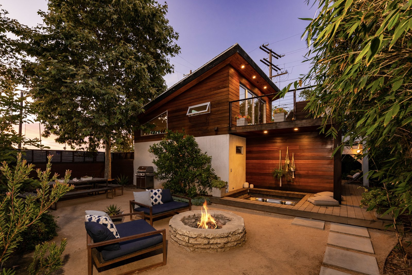 """<i>Add a caption</i>  Photo 17 of 17 in The """"Surf Shacks"""" Author Lists His Venice Bungalow and Backyard Guesthouse for $1.6M"""