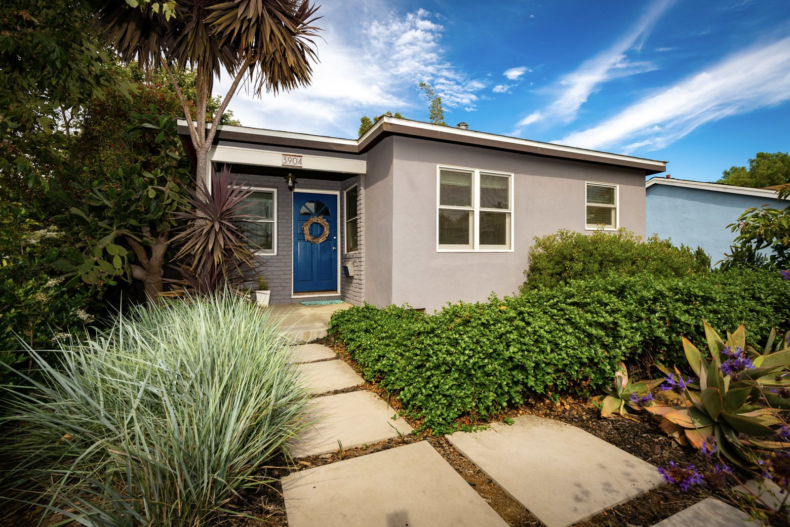 "A front view of the bungalow.  Photo 16 of 17 in The ""Surf Shacks"" Author Lists His Venice Bungalow and Backyard Guesthouse for $1.6M"