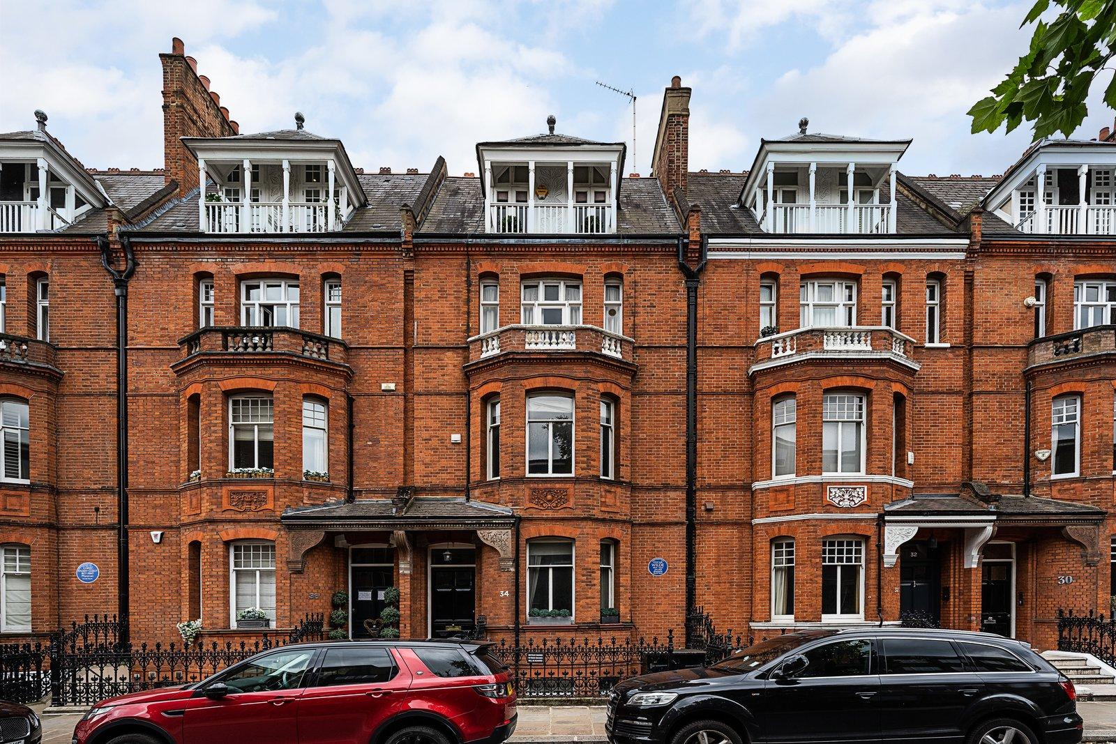 Oscar Wilde Apartment exterior