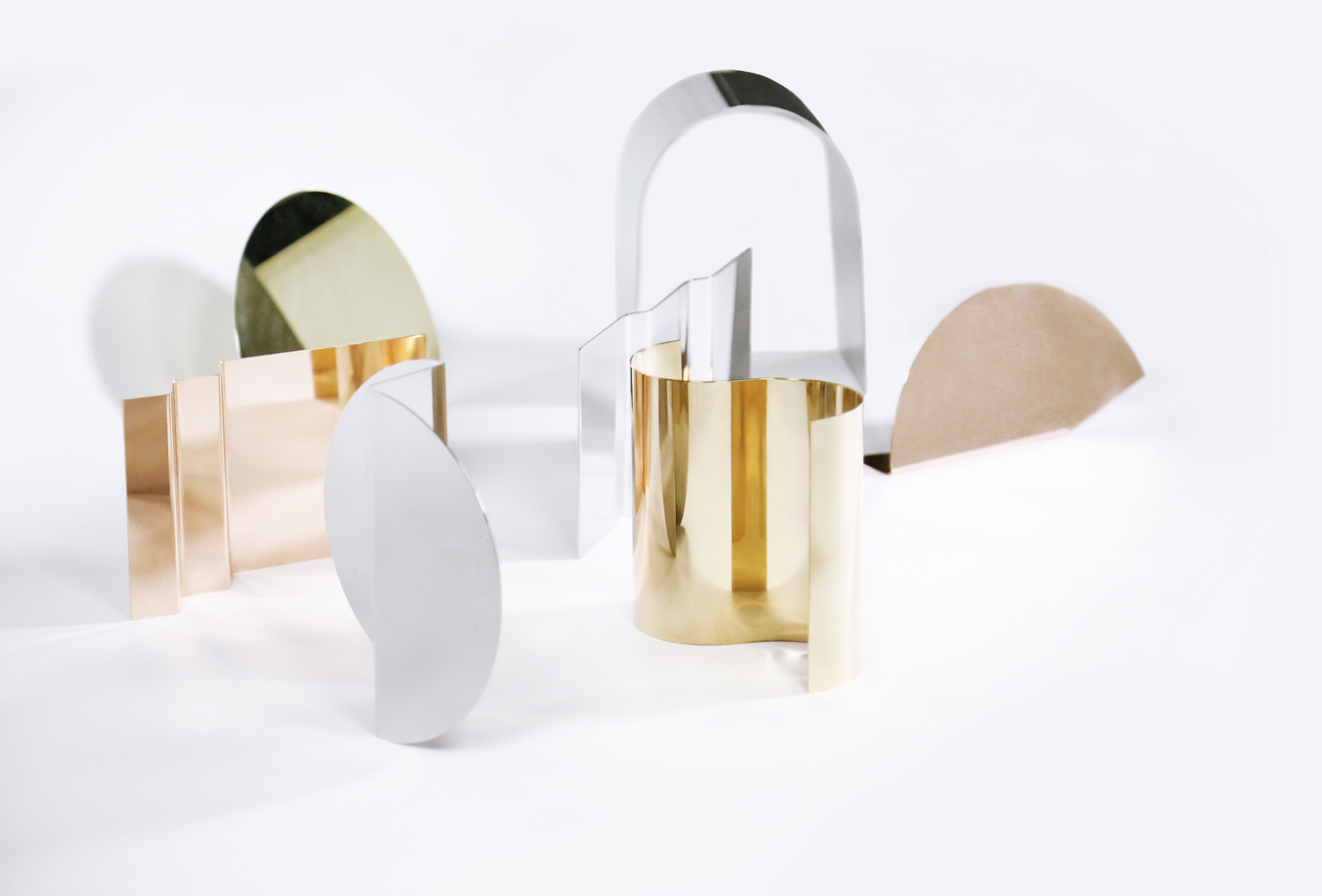 The new Maung Maung collection of mirrors by Nina Cho  Photo 3 of 6 in The Dwell 24: Nina Cho