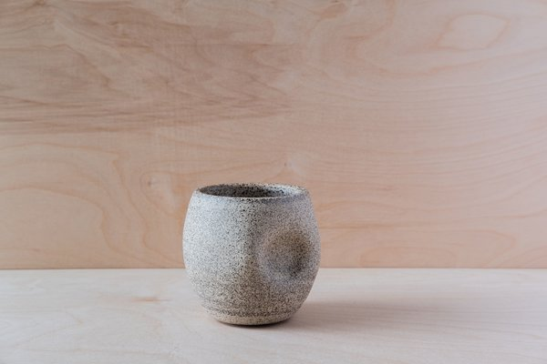 The Mini Dimple Tumbler by Utility Objects