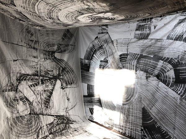 An installation by Amalia Attias