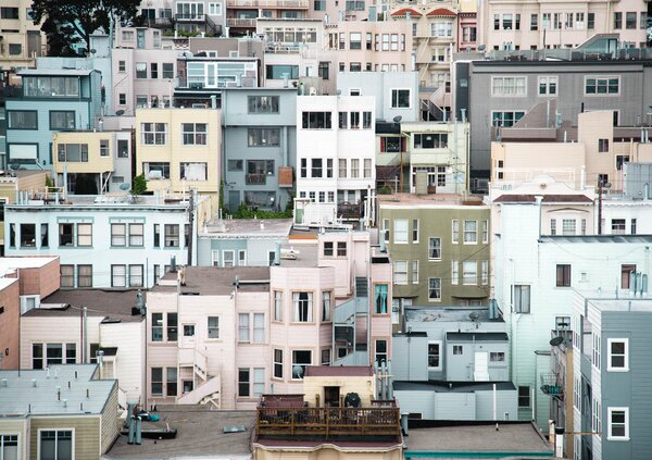 After a steep fall in the spring, San Francisco home sales and prices recovered this summer.