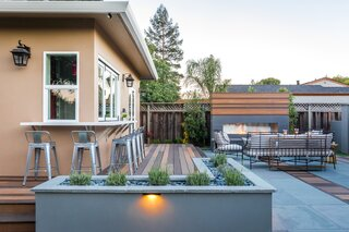 From Trash to Treasure, You Can Build a Deck That's Easy on Both the Eyes and the Environment
