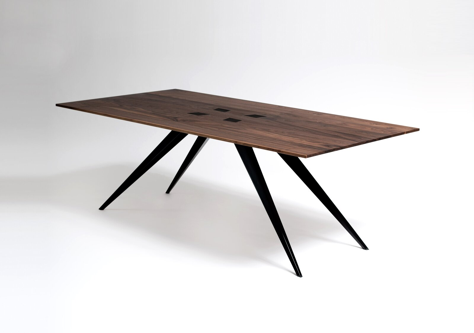 The Walnut Table Pierce Series from Manjiro Design  Photo 5 of 7 in Designer to Know: Manjiro Design
