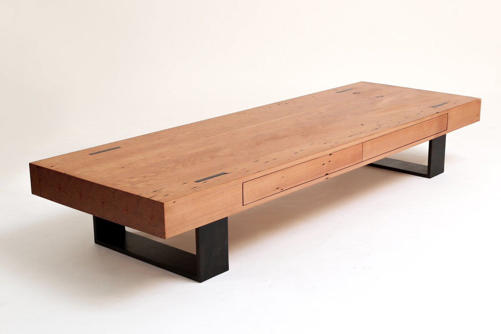 A piece from the Coffee Table Block Series from Manjiro Design.  Photo 3 of 7 in Designer to Know: Manjiro Design