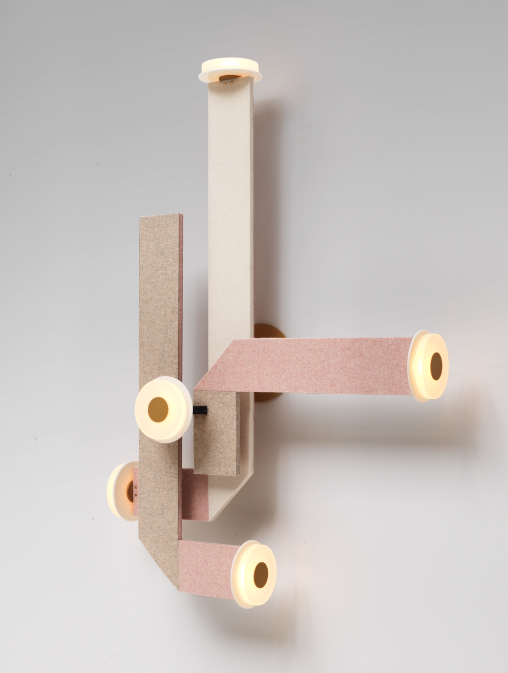 A wall sconce designed by Dieter.  Photo 9 of 9 in Designer to Know: James Dieter
