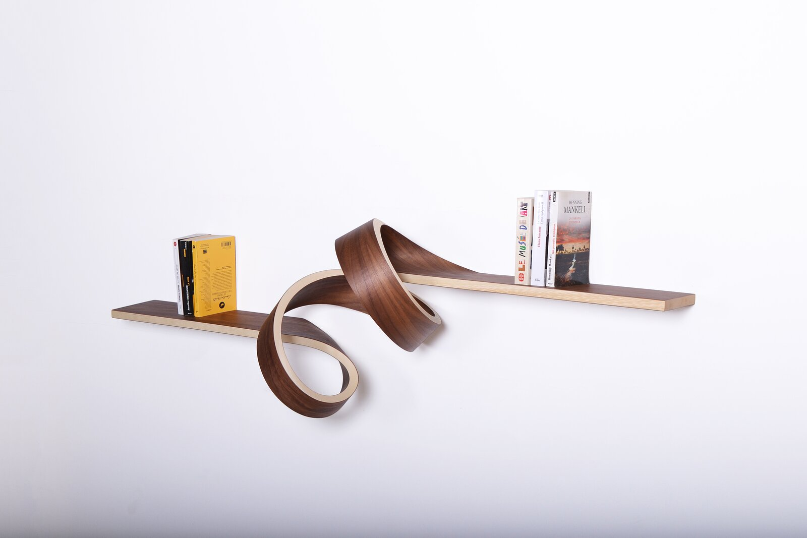 A bookshelf design by Kino Guérin  Photo 5 of 5 in Designer to Know: Kino Guérin