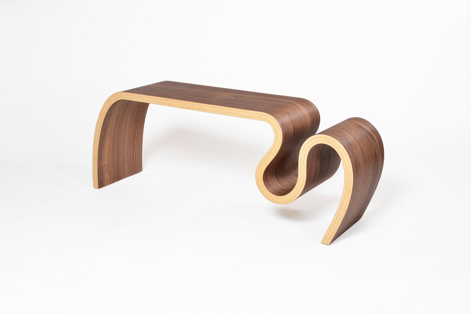 A coffee table design by Kino Guérin  Photo 4 of 5 in Designer to Know: Kino Guérin