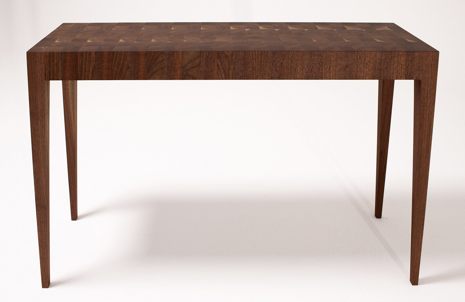 "A console table by <span style=""font-family: Theinhardt, -apple-system, BlinkMacSystemFont, &quot;Segoe UI&quot;, Roboto, Oxygen-Sans, Ubuntu, Cantarell, &quot;Helvetica Neue&quot;, sans-serif;"">O/D\O Lab</span>  Photo 3 of 8 in Designer to Know: O/D\O Lab"