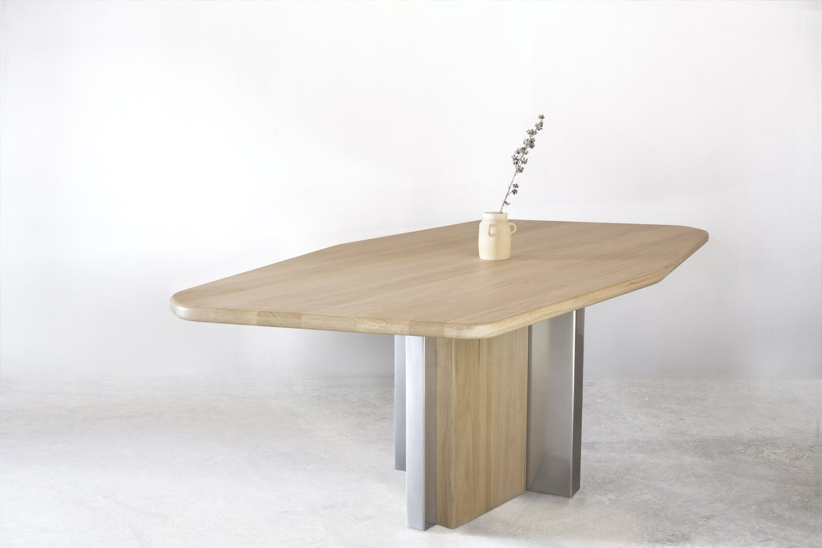The Hex Dining Table by Simon Johns  Photo 7 of 8 in Designer to Know: Simon Johns
