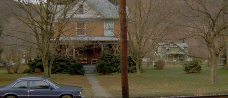 """Scenes from the movie play into the fictional narrative of """"Buffalo Bill,  Photo 3 of 23 in Hey, Horror Movie Buffs—You Can Own the """"Silence of the Lambs"""" House for $299K"""