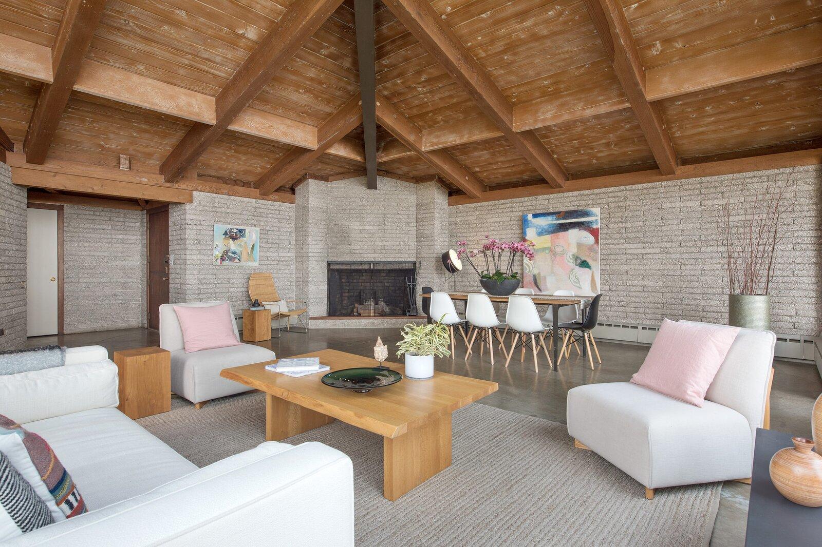 Kniveton Residence living room