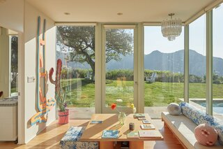A Hilltop Midcentury Under the Hollywood Sign Seeks $3.6M