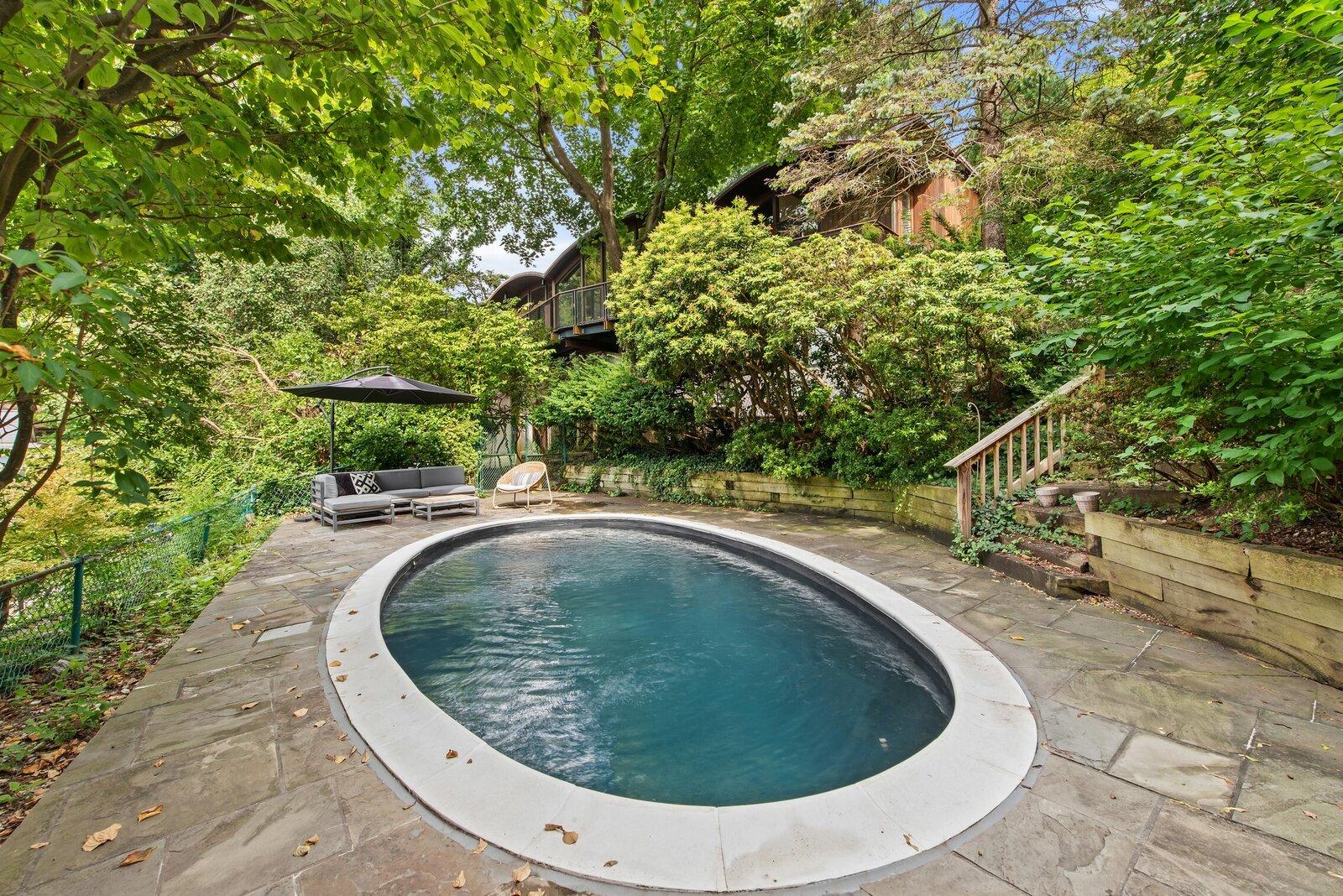 Ferdinand Gottlieb Residence pool