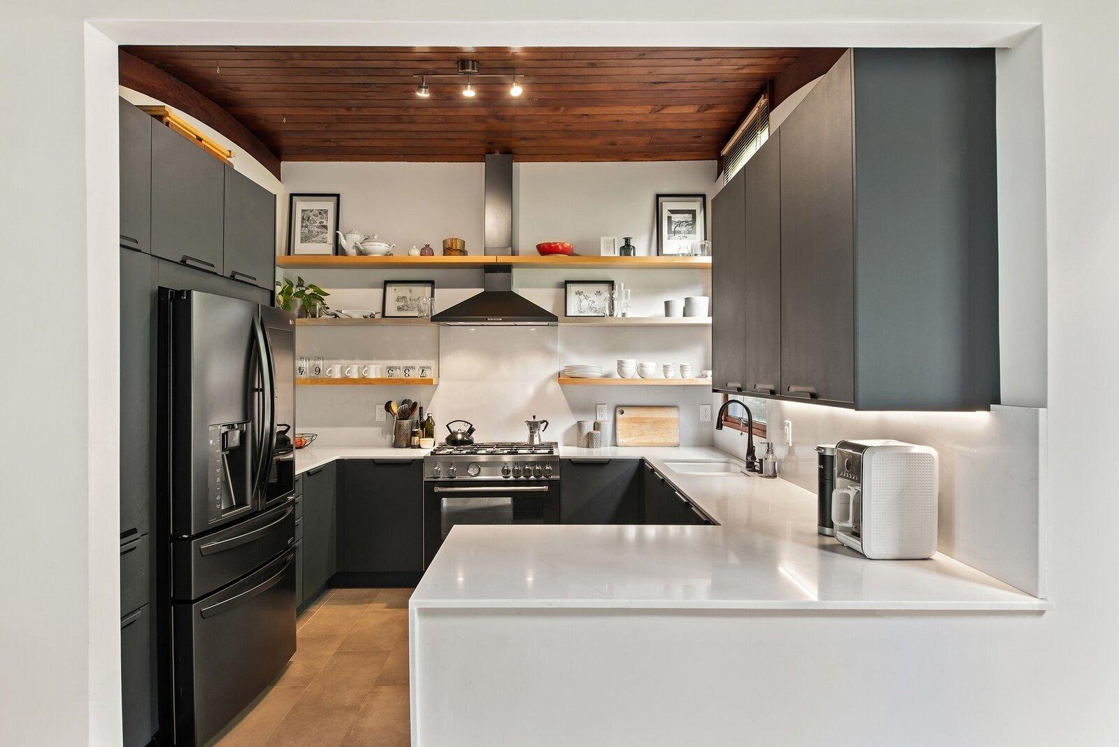 Ferdinand Gottlieb Residence kitchen