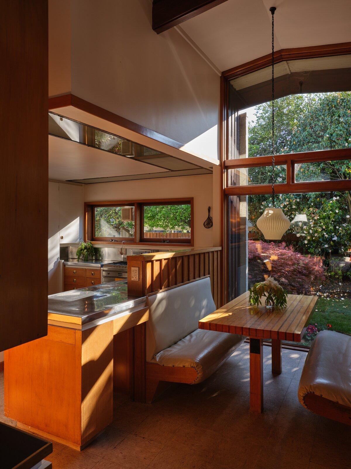 The Fletcher House kitchen