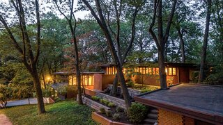 Frank Lloyd Wright's Dune House Hits the Market for $1.2M