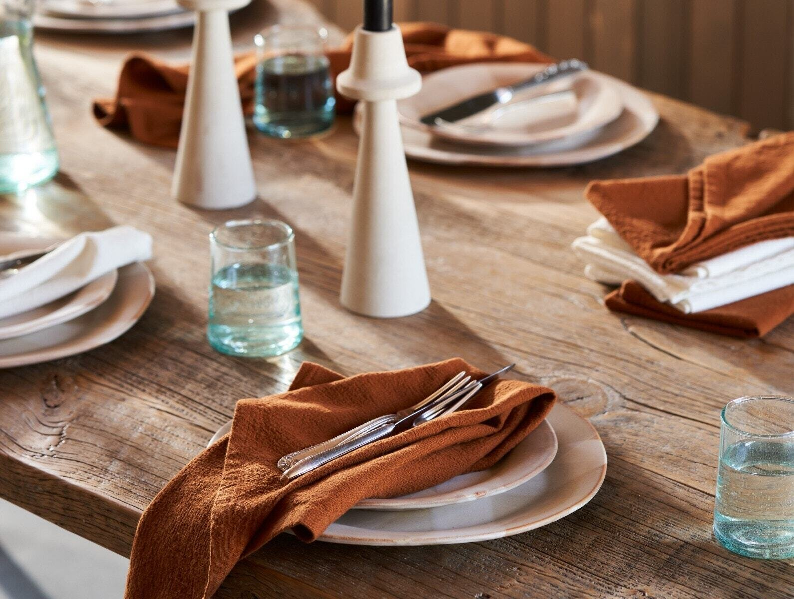 Dining Room From persimmon vinegar that supports regenerative agriculture to the perfect organic percale sheets, these picks from Whitney Thornburg cater to the conscious consumer.  Photo 1 of 1 in 10 Eco-Friendly Gift Ideas From Coyuchi's Design Director