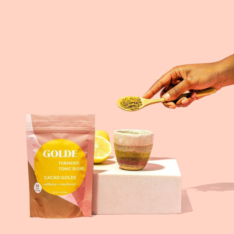 Golde Turmeric Tonic Blend