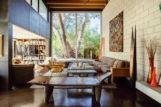 An Architect's Venice Home Draws Inspiration From Around the World