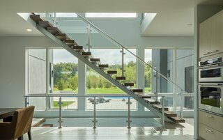 Hear How These Homeowners Added Sleek Floating Stairs Without Breaking the Bank
