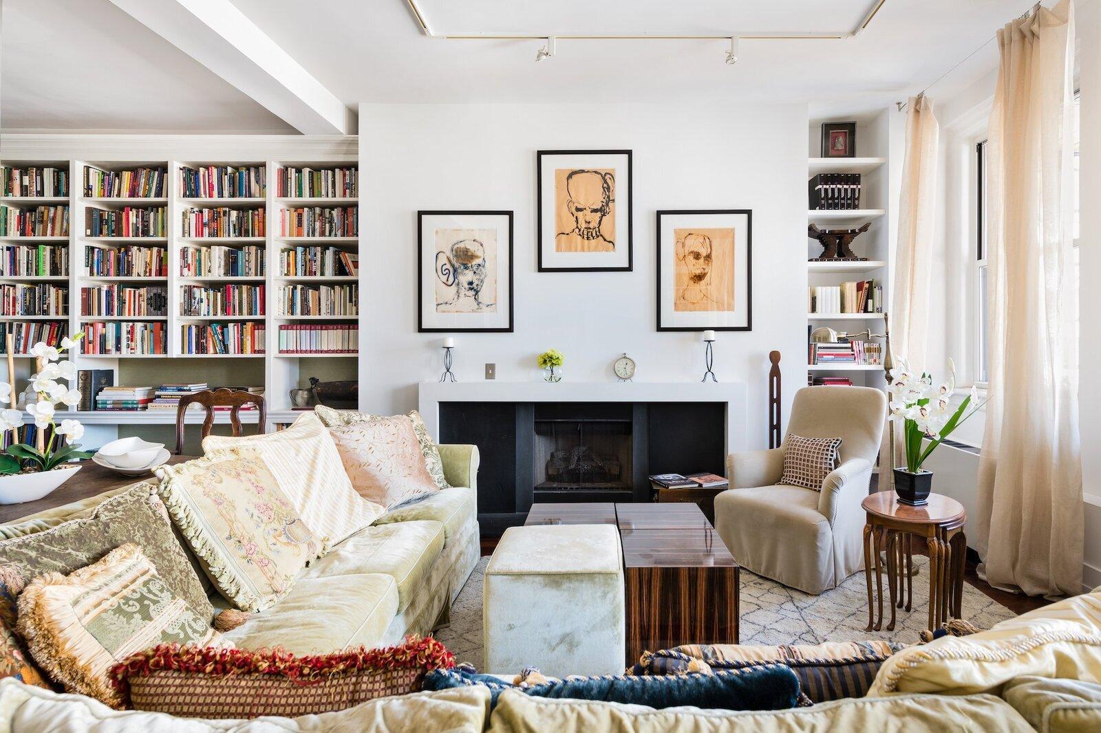 Peek Inside Literary Legend Toni Morrison's Manhattan Condo—Now Asking $4.25M
