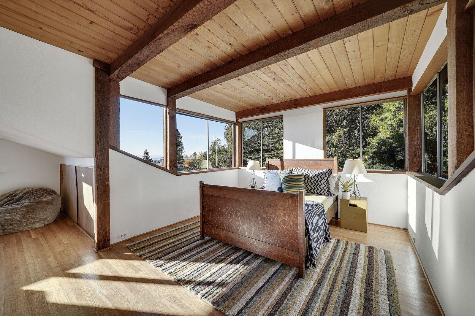 Ericsson-Bray House bedroom