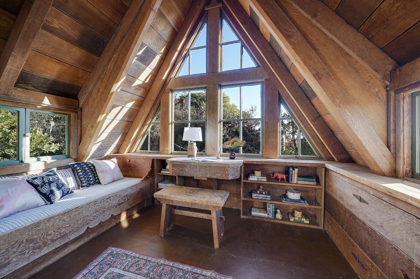 Ericsson-Bray House secret room