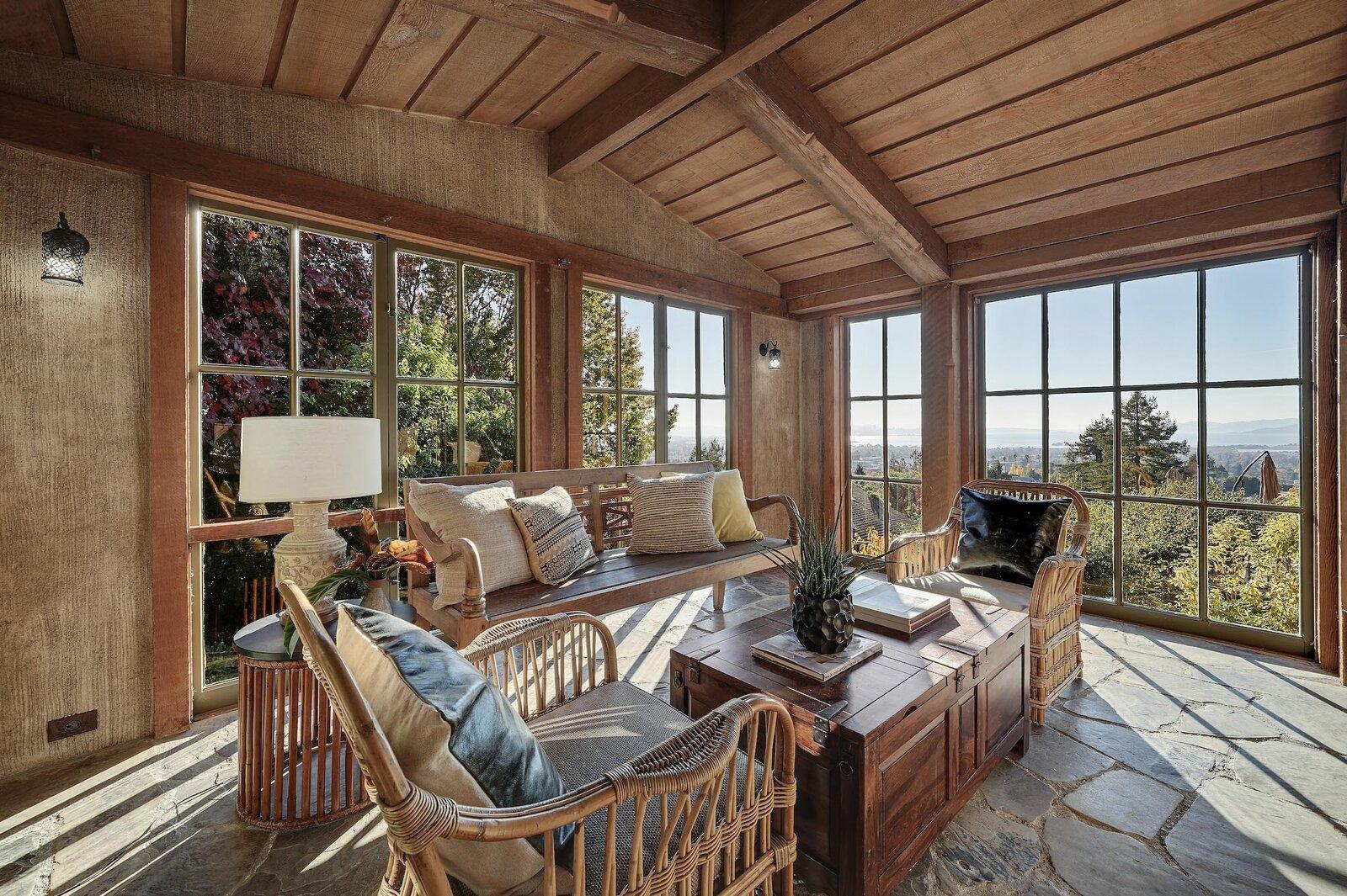 Ericsson-Bray House conservatory