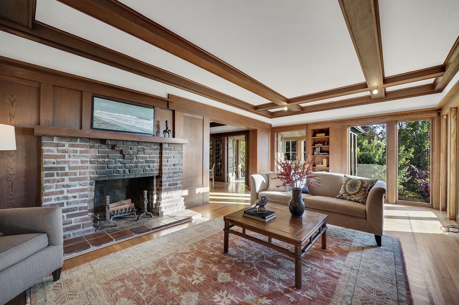 Ericsson-Bray House living room