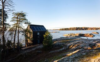 Architect Pekka Littow has partnered with Helsinki to bring it its first eco-retreat in the nearby archipelago, but his design concept more broadly represents a step forward in low-impact living.