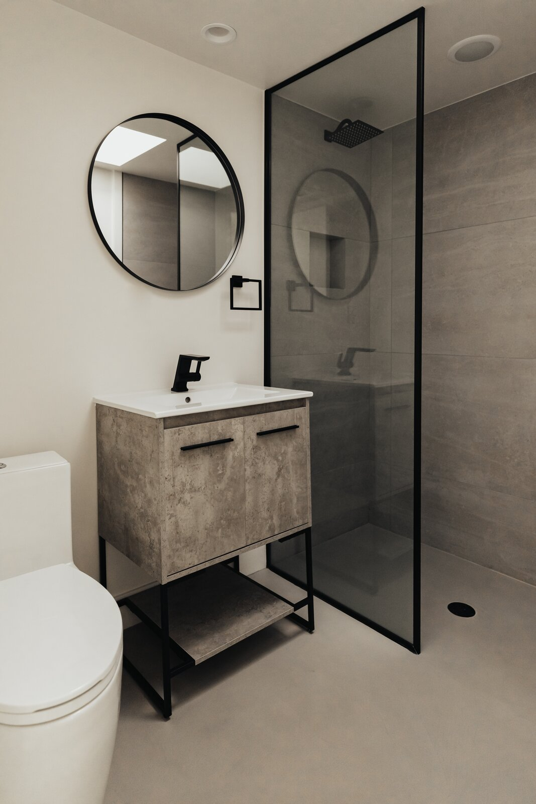 Bathroom in Alexander Home by Lilly Kim