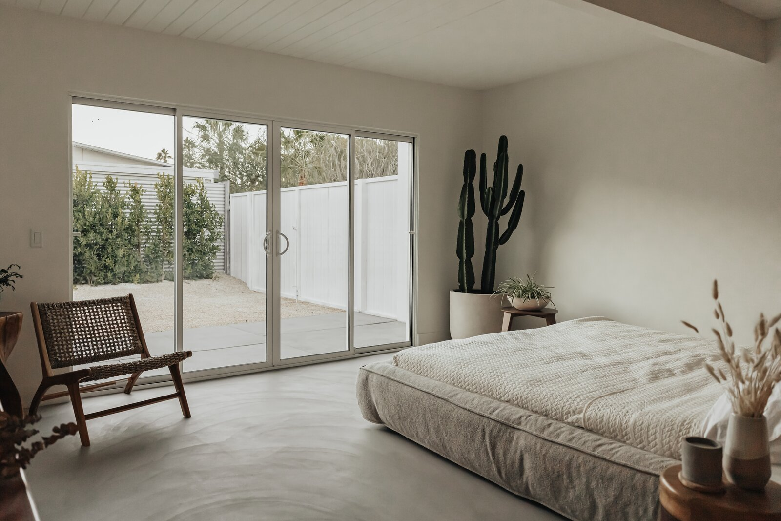 Bedroom in Alexander Home by Lilly Kim