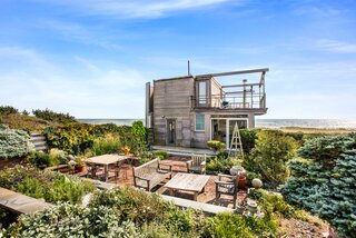 A Fire Island Home by Legendary Architect Paul Rudolph Asks $4M