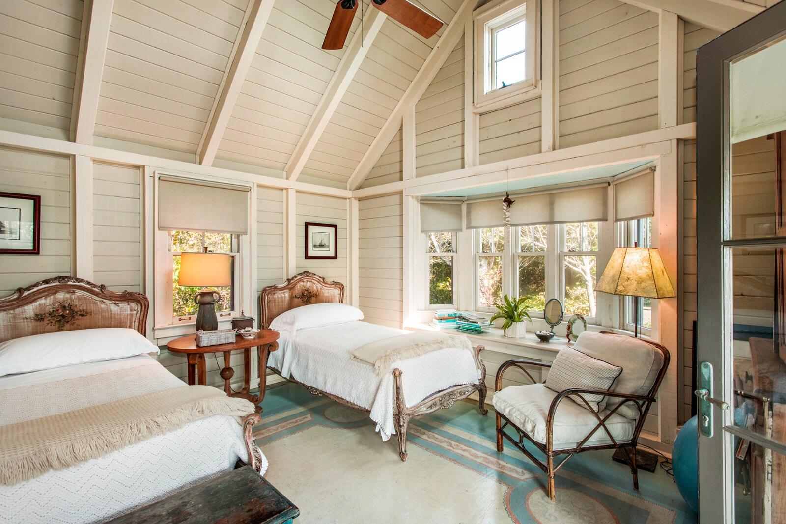 Water Island Beach Pavilion cottage interior