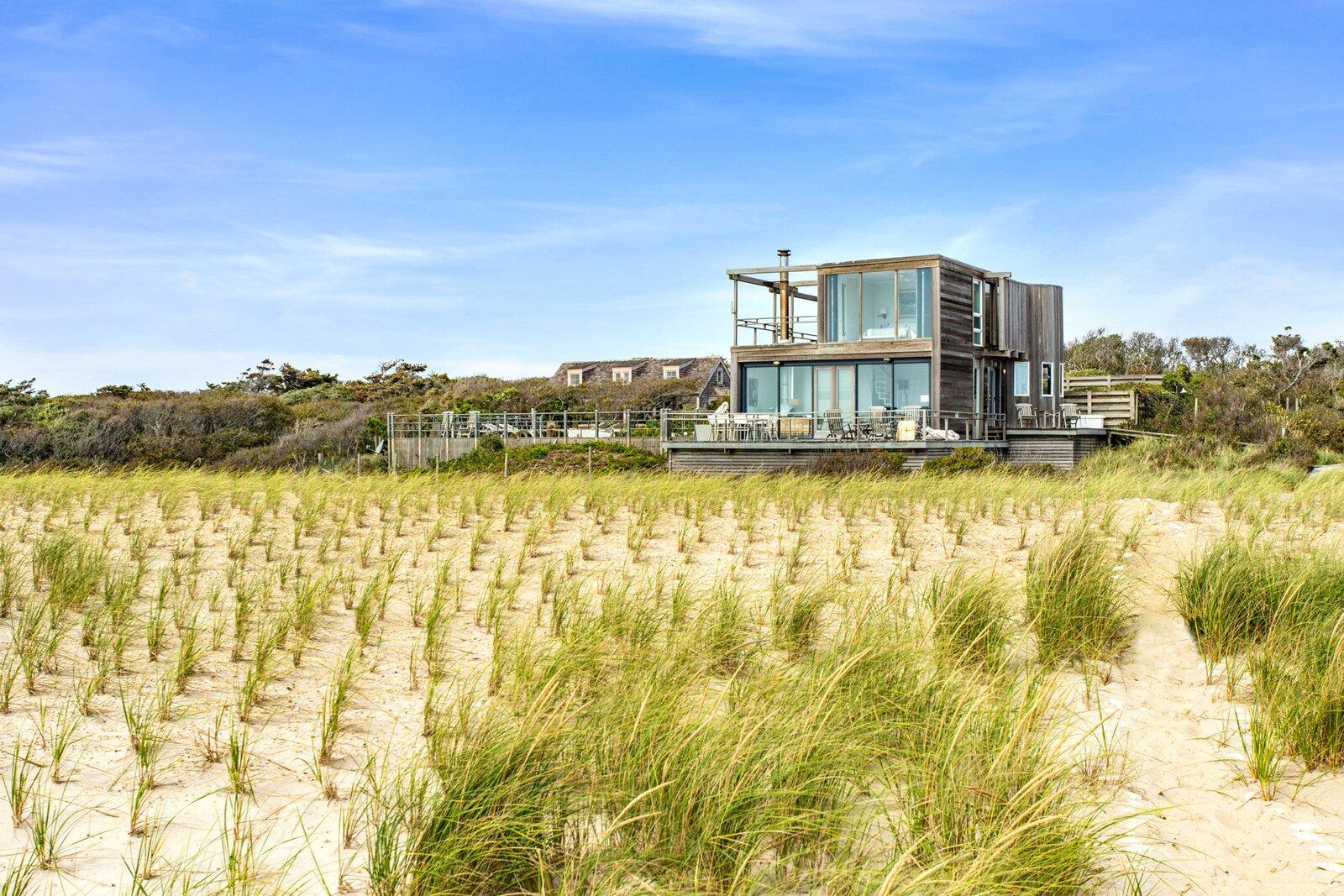 Water Island Beach Pavilion exterior