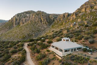 This Secluded Concrete Fortress Near L.A. Could Be Yours for $2M