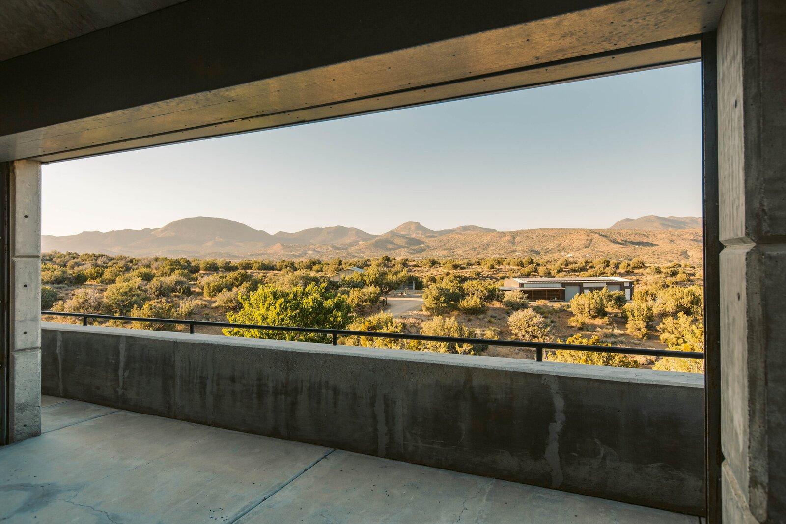 Bob Biggs Concrete Fortress deck