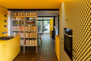 A Rare London Midcentury Bursting With Brilliant Color Pops Up for £1.1M