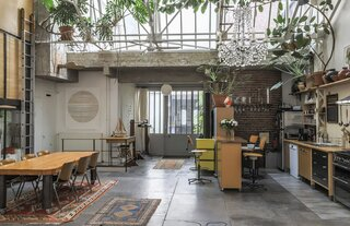 An Airy Penthouse Loft in the Heart of Paris Lists for €1.6M