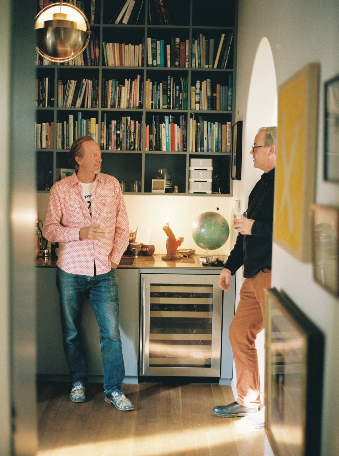 Los Feliz Residence-Warren Techentin Architecture