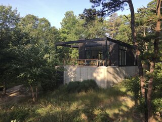 Asking $1.4M, This Cape Cod Hideaway Was Made for Forest Bathing