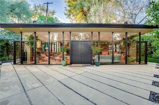 Case Study Architect Whitney R. Smith's SoCal Residence Lists for $2.35M