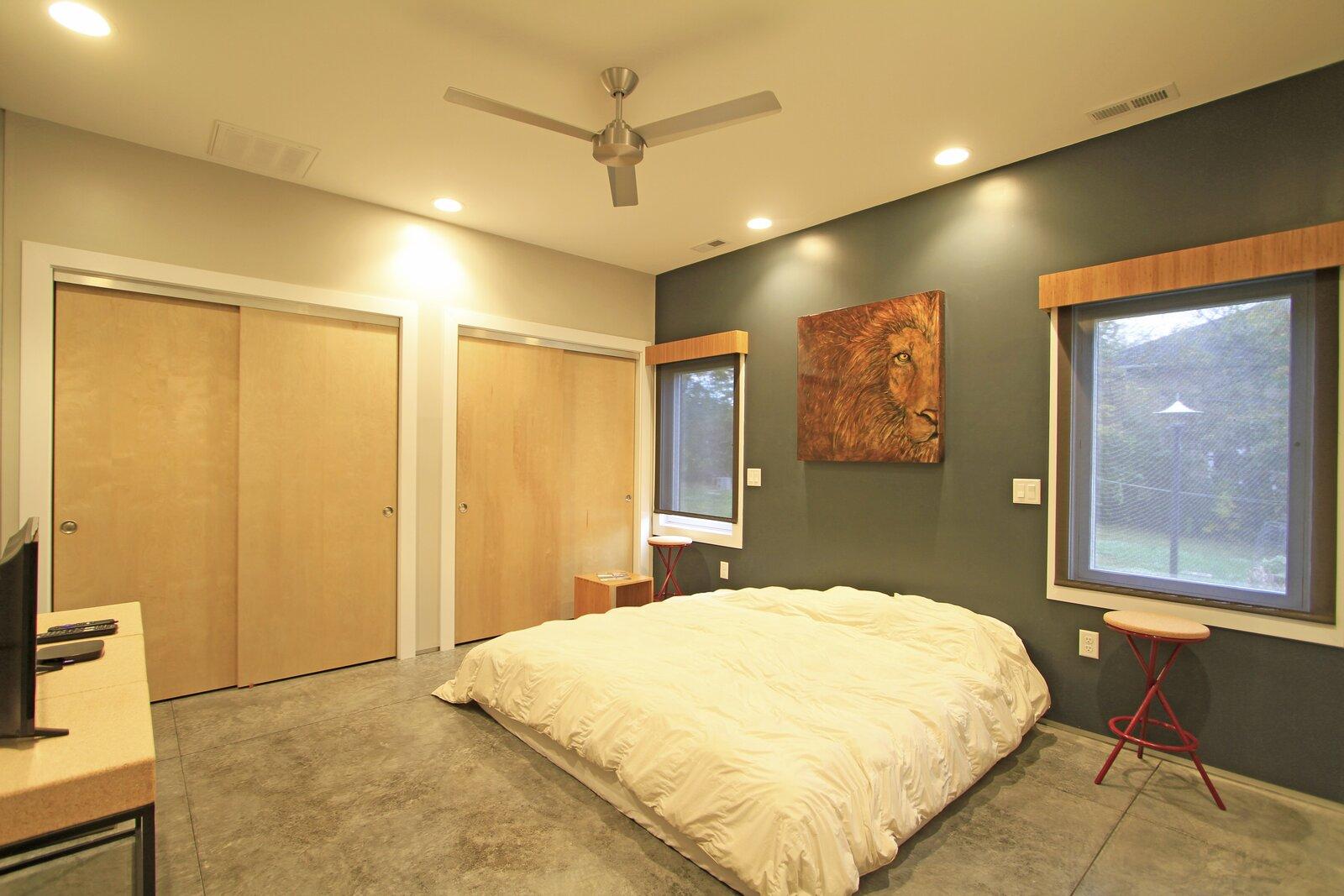 Ha-Smith House bedroom